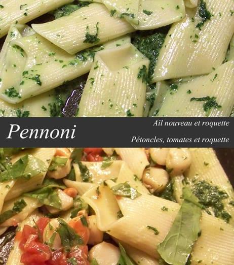 deux recettes pour les pennoni