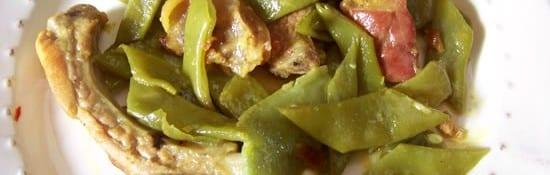 cocos plats au chorizo