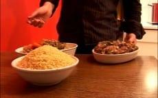 recette de couscous à l'ageanu