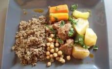 couscous au mil sans gluten
