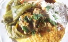 curry d'agneau korma