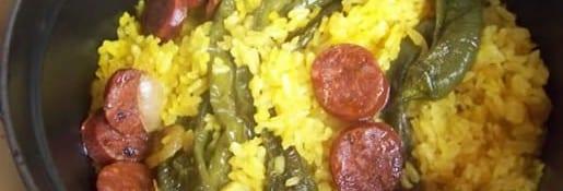 riz au chorizo