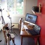 Le dernier live réalisé dans ma cuisine avec 3 caméras en auto-filmage