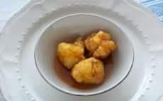 boulettes de poisson à l'escabeche