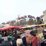 Marché de la Petite Hollande à Nantes