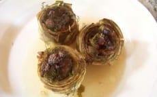artichauts farcis