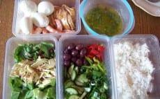 salade en kit