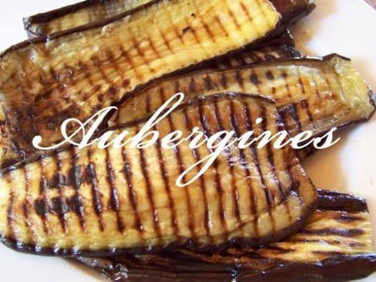 Comment cuisiner les aubergines - Cuisiner aubergine a la poele ...
