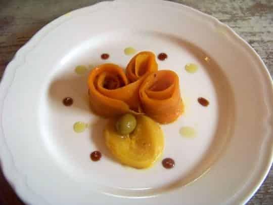carottes escabêche