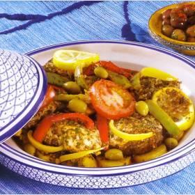 tajine de poisson aux épices