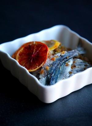 Recette Sardines à l'orange, aux olives et pignons de pin (Sicile)