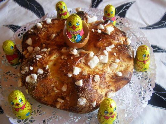 Miam…m…m !La Mouna de Pâques est là