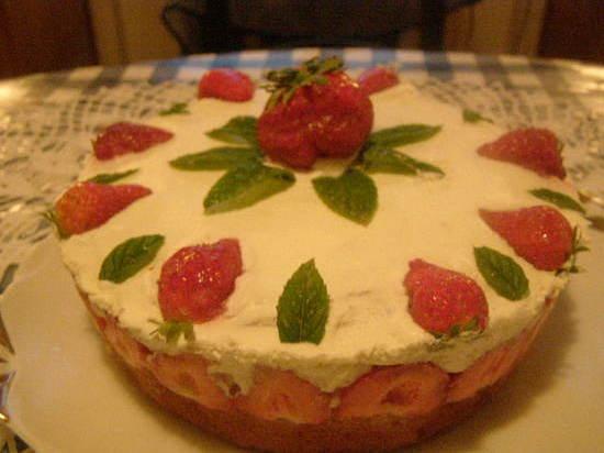 Petit  fraisier, grand succès