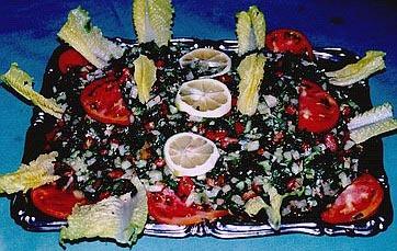 salada fattouche (Syrie)