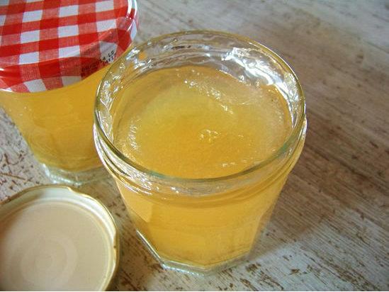 Gelée de citron verts