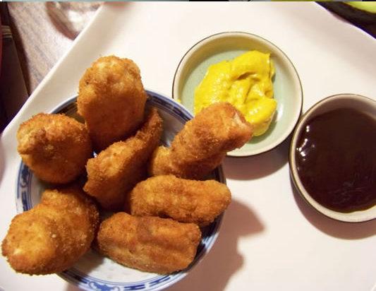 nuggets de poulet  – ma recette