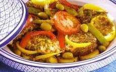 recette de tajine de poisson aux épices