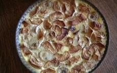 recette de crème pommes/banane