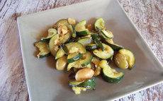 recette de salade de courgettes aux olives