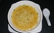 recette de Potage aux oeufs (Italie)