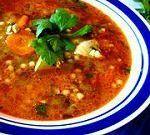 recette de soupe de plombs à la tête de mouton