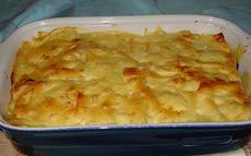 recette de Lasagnes aux crevettes