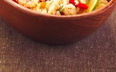 recette de Boulghour aux légumes