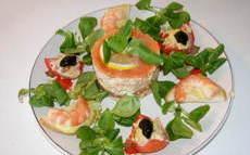 recette de Assiette de fruits de mer