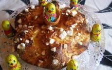 recette de Miam…m…m !La Mouna de Pâques est là