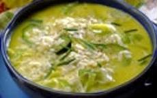 recette de Soupe au riz