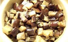 recette de Aubergines marinées aigres douces