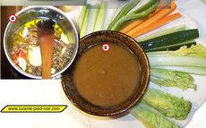 recette de Bagna caôda
