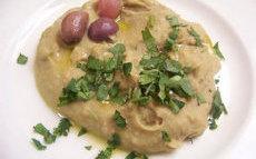 recette de purée de fèves sèches (bissara)
