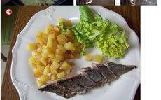 recette de bonite grillée