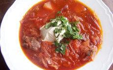 recette de bortsch : la recette de la soupe russe