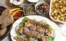 recette de brochettes d'agneau marinées façon kebab
