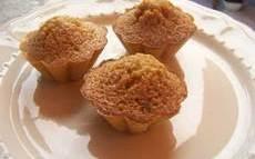 recette de Cakes à la citrouille
