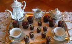 recette de Cannelés glacés au chocolat