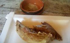 recette de Epaule d'agneau cuite au torchon