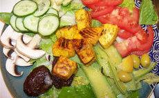 recette de Recette brochettes d'espadon mariné et grillé