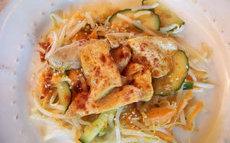 recette de Salade asiatique au poulet