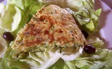 recette de Frittata aux courgettes
