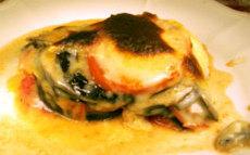 recette de Recette gratin d'aubergines