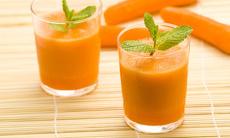 recette de jus de carotte