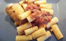 recette de macaronade au poulet à ma façon
