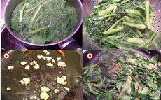 recette de sauté de verdure