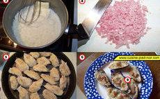 recette de moules gratinées au parmesan