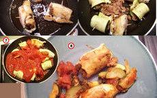 recette de Recette paupiettes d'espadon