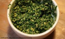 recette de Sauce Pesto