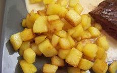 recette de Pommes de terre sautées